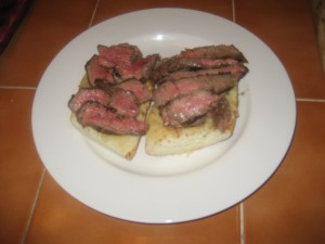 Slice Steak Sandwich
