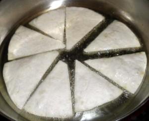 Fry Tortillas