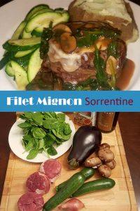 Filet Mignon Sorrentine