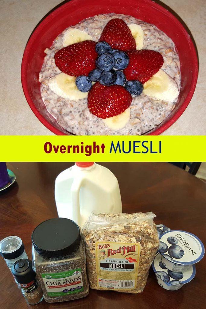 Overnight Muesli